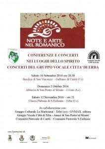poster concerti
